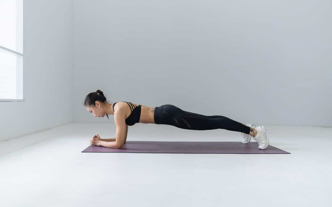 Urinary incontinence during exercise – how to help yourself?